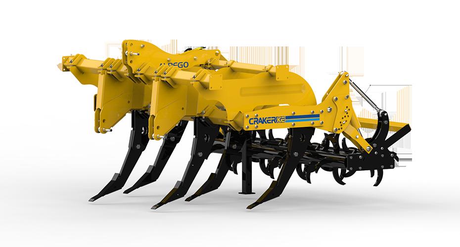 Механічний глибокорозрихлювач craKer KE | Агротехсоюз