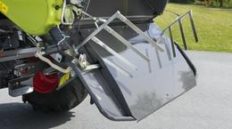 Валкоукладчик. Зерноуборочный комбайн CLAAS TUCANO 580/570