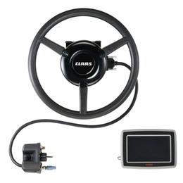 GPS PILOT FLEX. Зерноуборочный комбайн CLAAS TUCANO 580/570