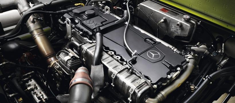 Двигатель. Зерноуборочный комбайн CLAAS TUCANO 580/570